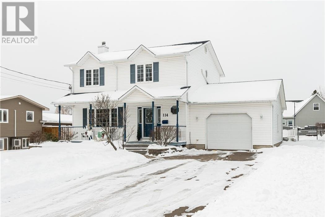House for sale at 114 Fairview Knoll  Moncton New Brunswick - MLS: M132492