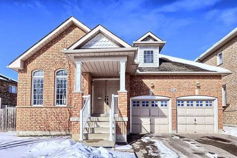 House for sale at 114 Flagstone Wy Newmarket Ontario - MLS: N4694317
