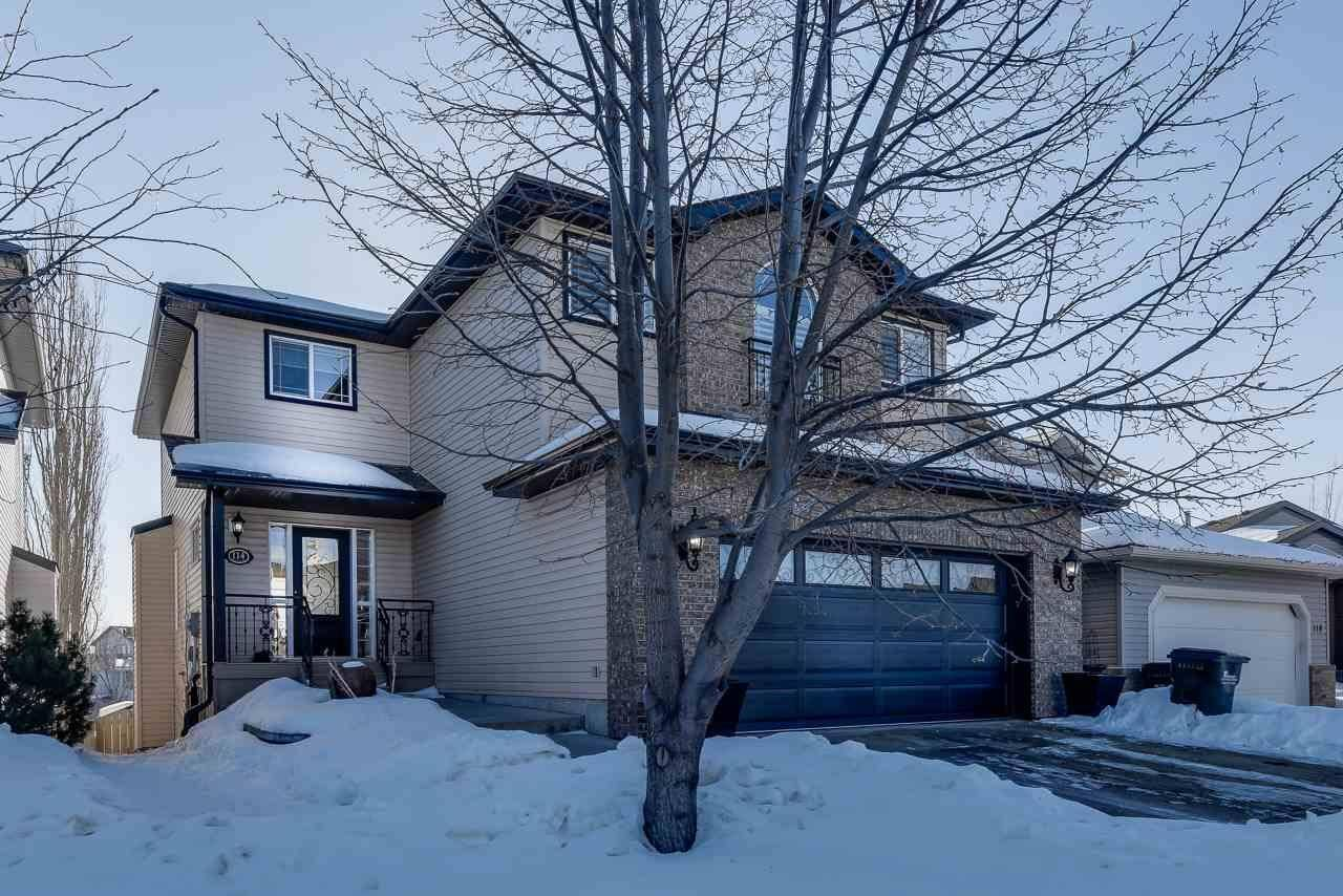 House for sale at 114 Foxhaven Wy Sherwood Park Alberta - MLS: E4188666