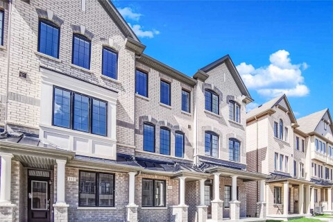 Townhouse for sale at 114 Frederick Wilson Ave Markham Ontario - MLS: N4754368