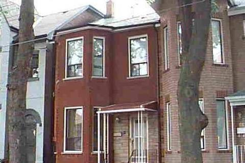 Townhouse for sale at 114 Givins St Toronto Ontario - MLS: C4721756