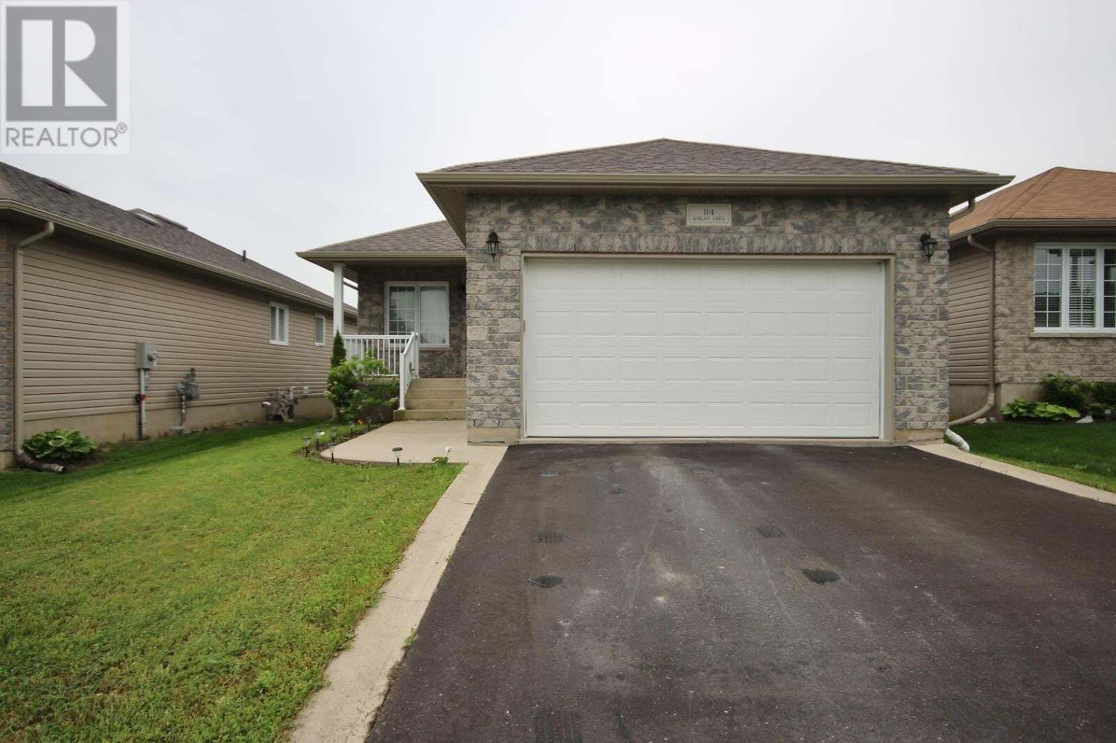 House for sale at 114 Hogan Cres Amherstview Ontario - MLS: K20002883