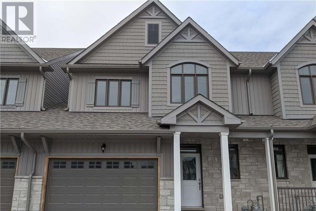 Townhouse for rent at 114 Jewel St The Blue Mountains Ontario - MLS: 263089