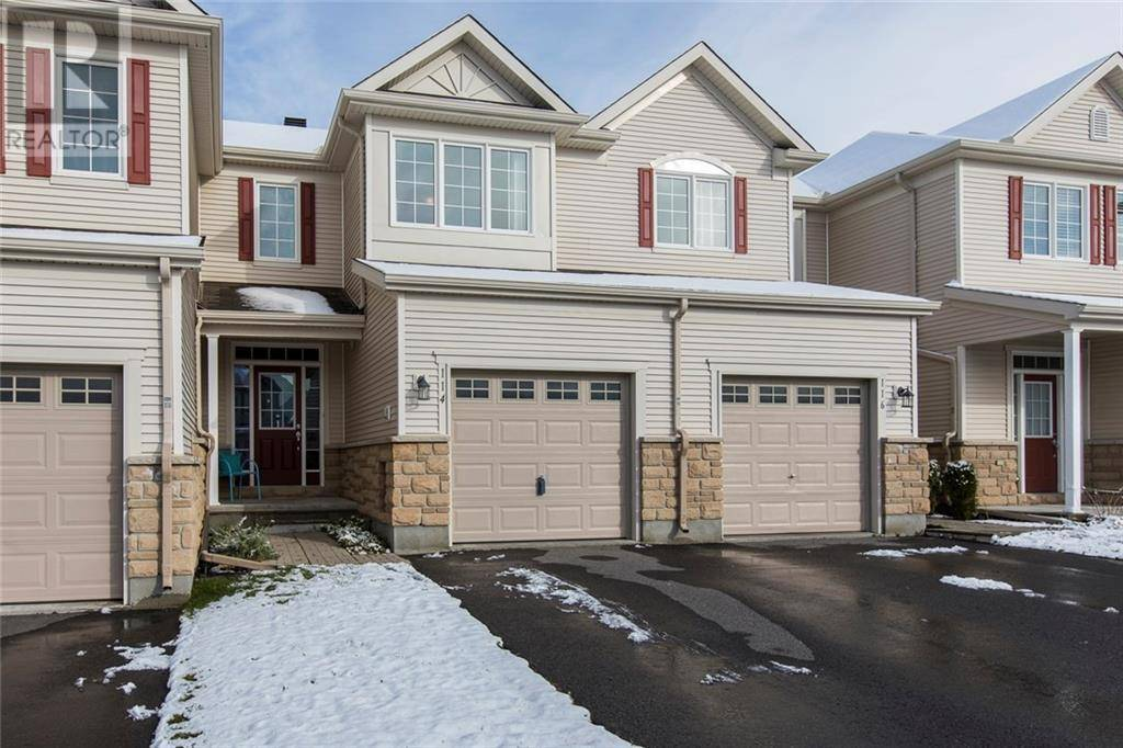 Townhouse for sale at 114 Laramie Cres Ottawa Ontario - MLS: 1174277