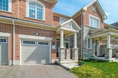 Townhouse for sale at 114 Leiterman Dr Milton Ontario - MLS: W4823115