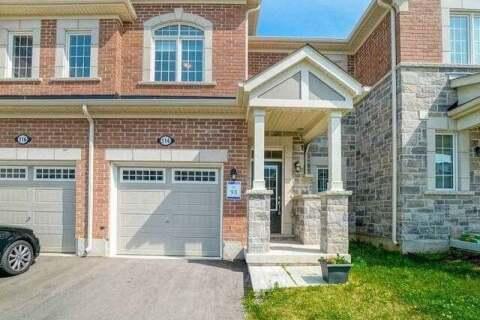 Townhouse for sale at 114 Leiterman Dr Milton Ontario - MLS: W4853564