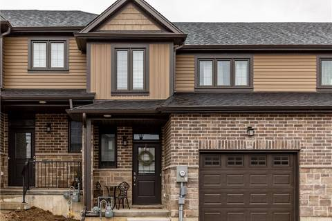 Townhouse for sale at 114 Links Cres Woodstock Ontario - MLS: H4051091