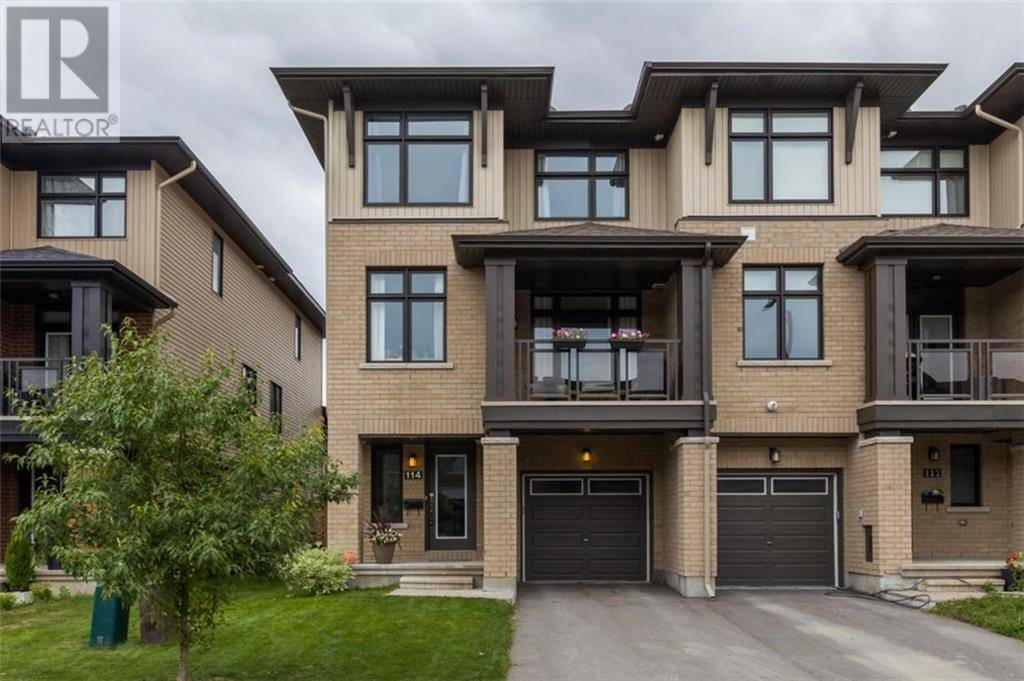 Townhouse for sale at 114 Nutting Cres Manotick Ontario - MLS: 1173928