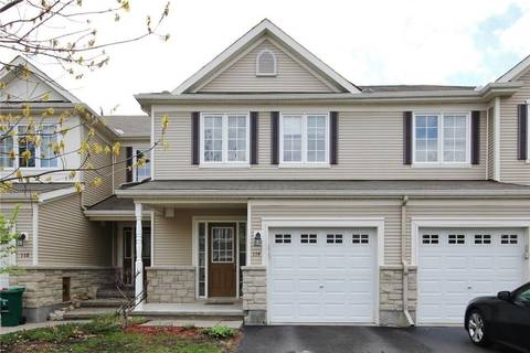 Townhouse for sale at 114 Osnabrook Pt Ottawa Ontario - MLS: 1152876