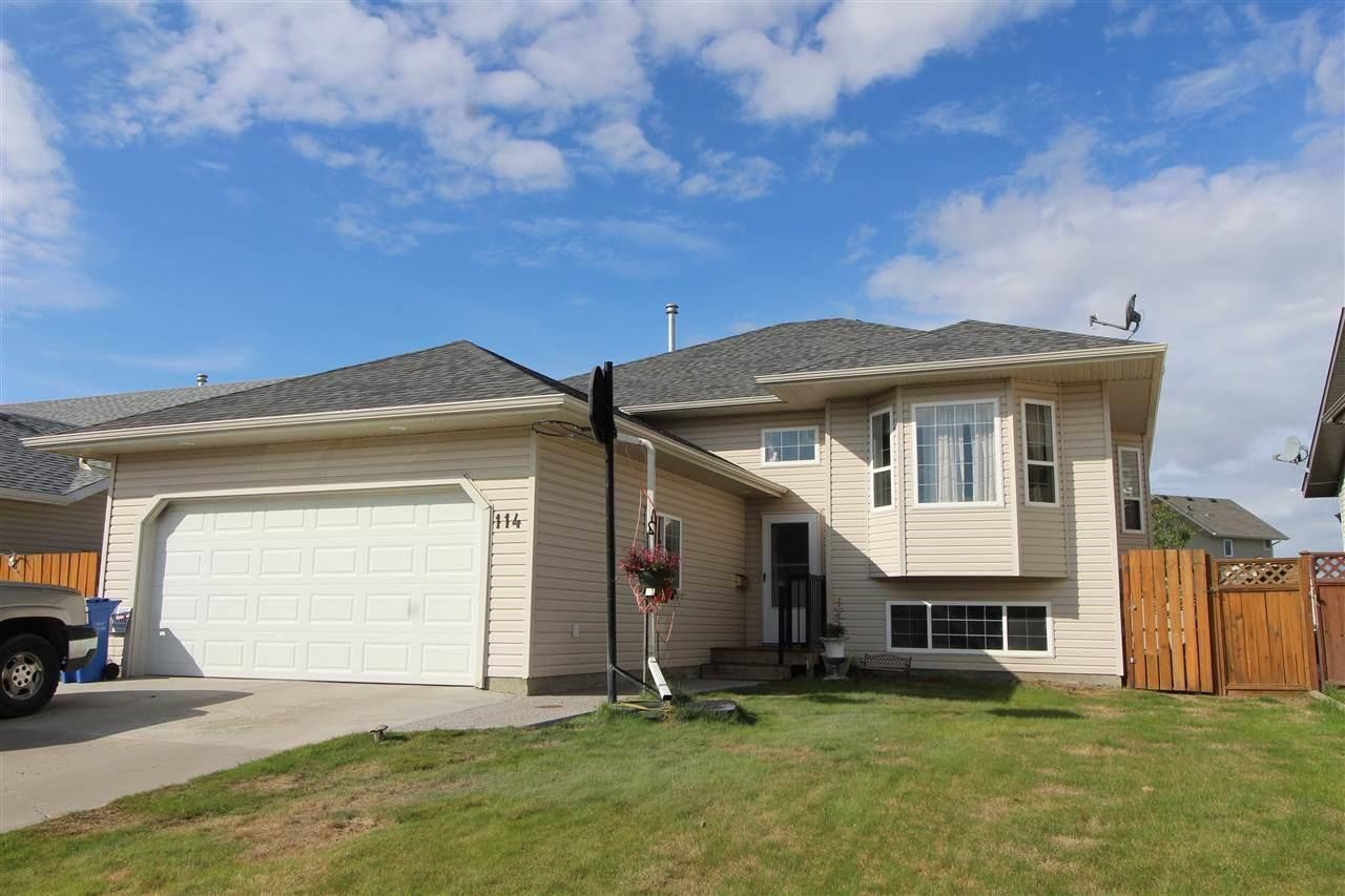 House for sale at 114 Park Side Dr Wetaskiwin Alberta - MLS: E4183329