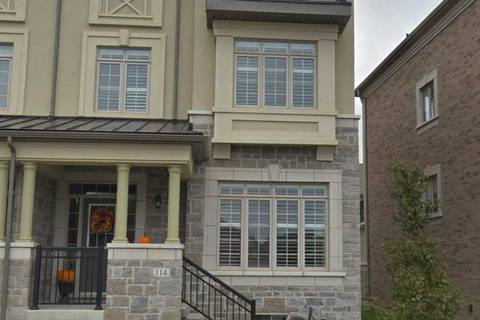 Townhouse for sale at 114 Puccini Dr Richmond Hill Ontario - MLS: N4569344