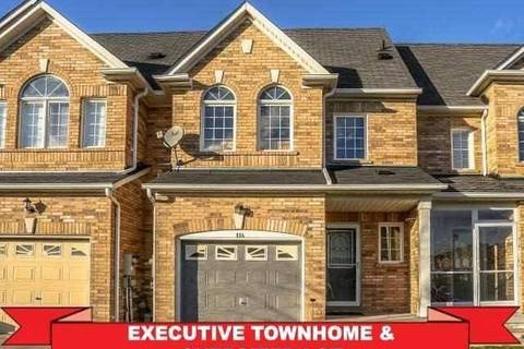 Townhouse for rent at 114 Redkey Dr Markham Ontario - MLS: N4627836