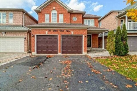 House for sale at 114 River Rock Cres Brampton Ontario - MLS: W4971832