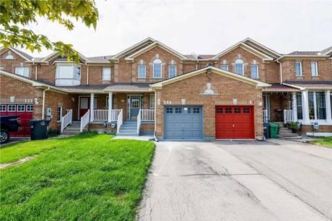 Townhouse for sale at 114 Sandyshores Dr Brampton Ontario - MLS: W4601697