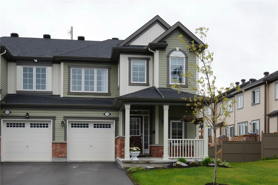 Removed: 114 Santolina Street, Stittsville, ON - Removed on 2019-06-21 06:39:21