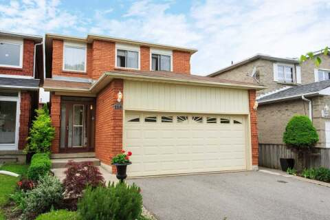 House for sale at 114 Stather Cres Markham Ontario - MLS: N4783599