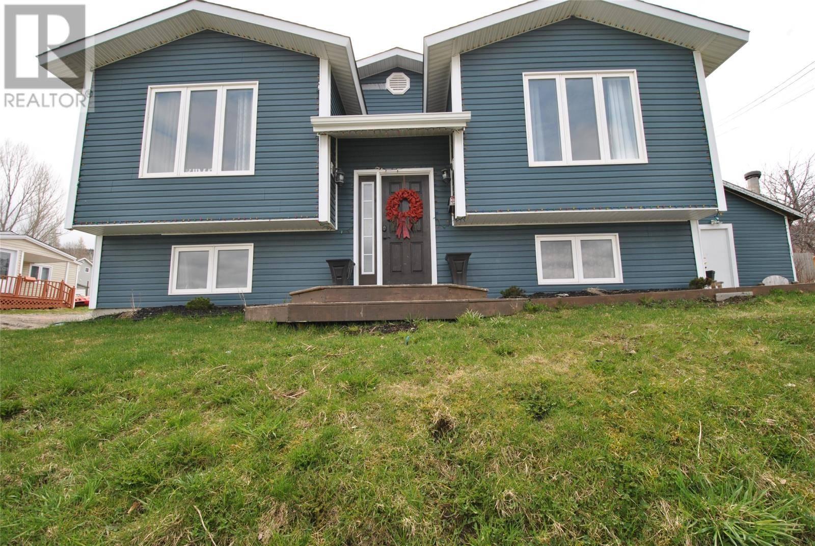 House for sale at 114 Station Rd Corner Brook Newfoundland - MLS: 1196355