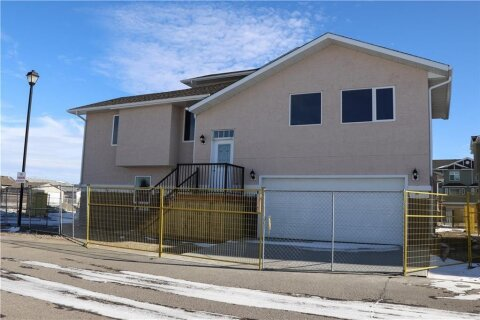 Townhouse for sale at 114 Strathcona Circ Strathmore Alberta - MLS: C4274714