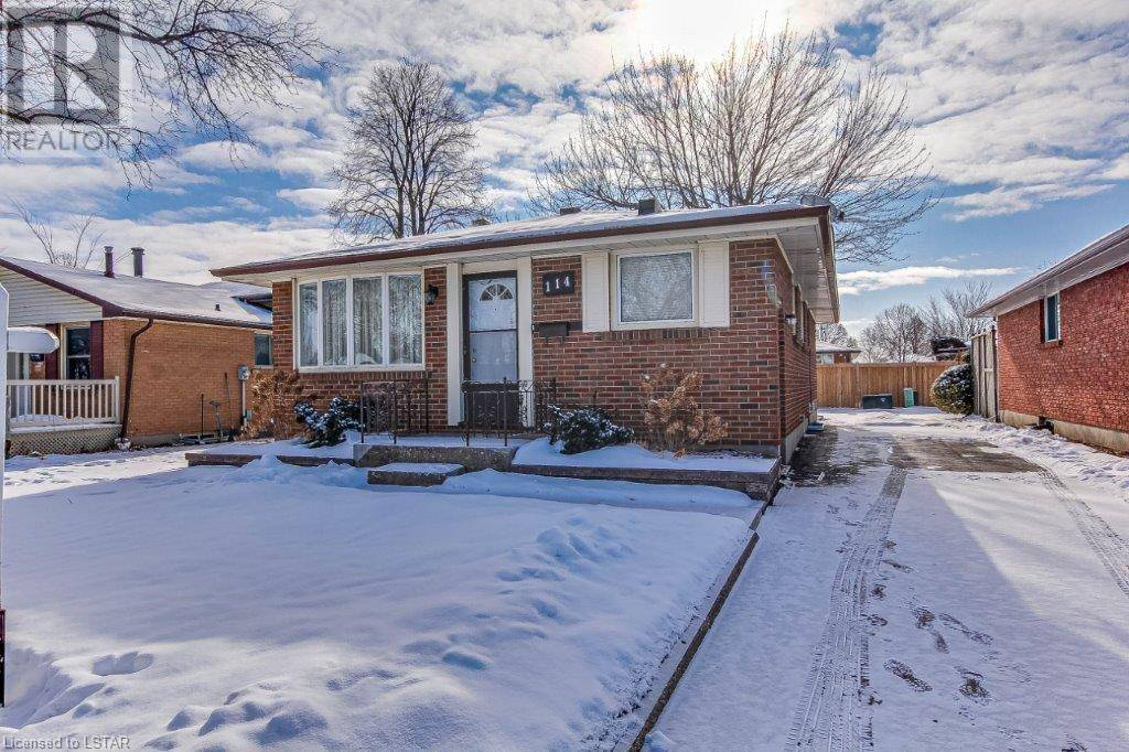 House for sale at 114 Wexford Ave London Ontario - MLS: 244163