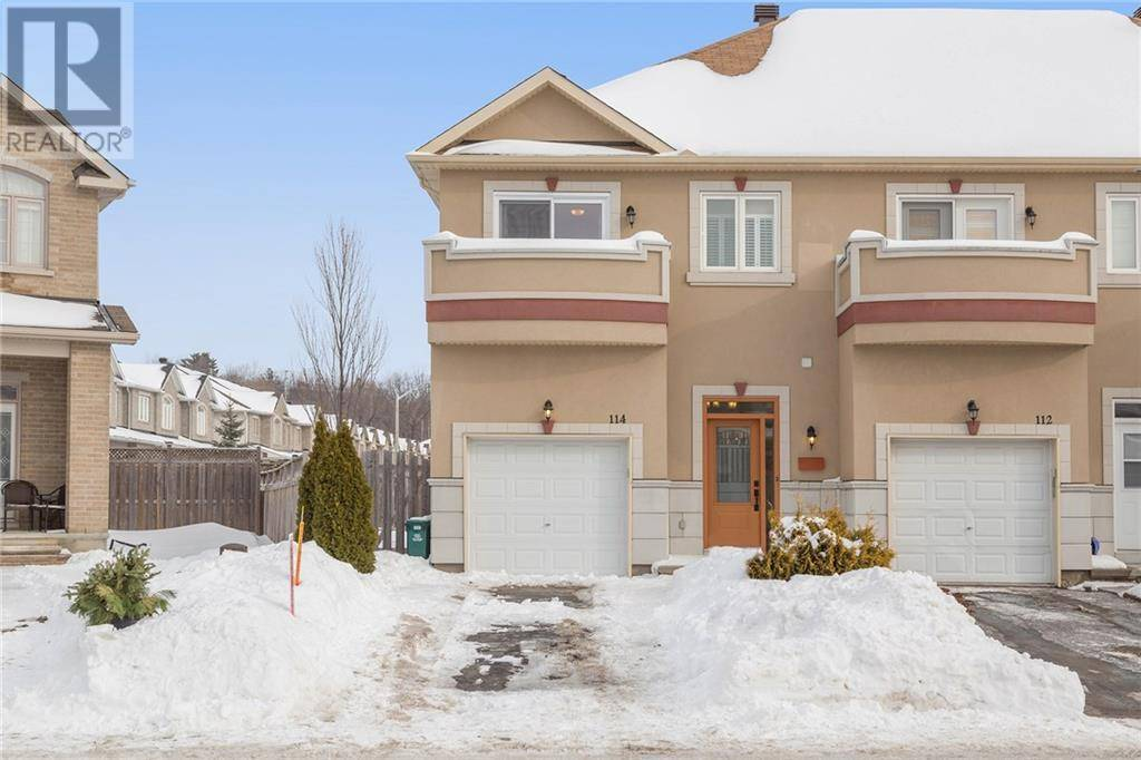 Townhouse for sale at 114 Whispering Winds Wy Ottawa Ontario - MLS: 1179844