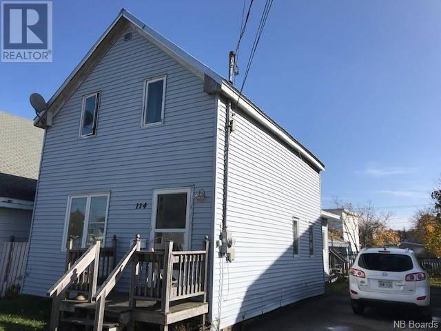 House for sale at 114 Winslow St Saint John New Brunswick - MLS: NB036606