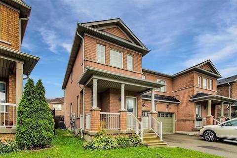 Townhouse for sale at 1140 Charlton Wy Milton Ontario - MLS: W4601045