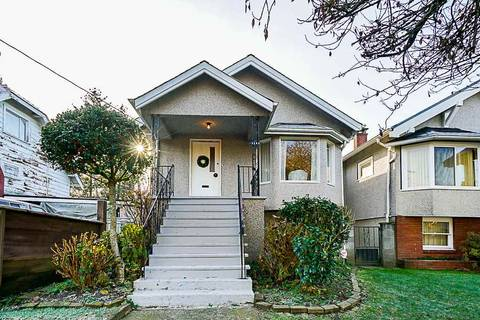 House for sale at 1140 19th Ave E Vancouver British Columbia - MLS: R2368368