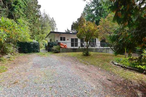 House for sale at 1140 Flume Rd Roberts Creek British Columbia - MLS: R2409363