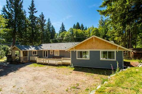 House for sale at 1140 Reed Rd Gibsons British Columbia - MLS: R2379880