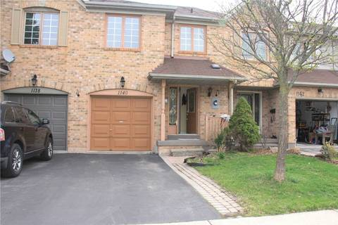 Townhouse for rent at 1140 Treetop Terr Oakville Ontario - MLS: W4699098