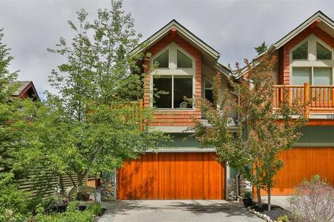 Townhouse for sale at 1140 Wilson Wy Canmore Alberta - MLS: C4255194