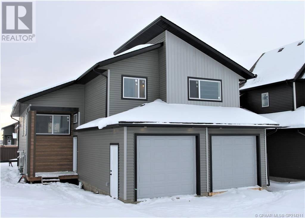 House for sale at 11401 107 Ave Grande Prairie Alberta - MLS: GP214211