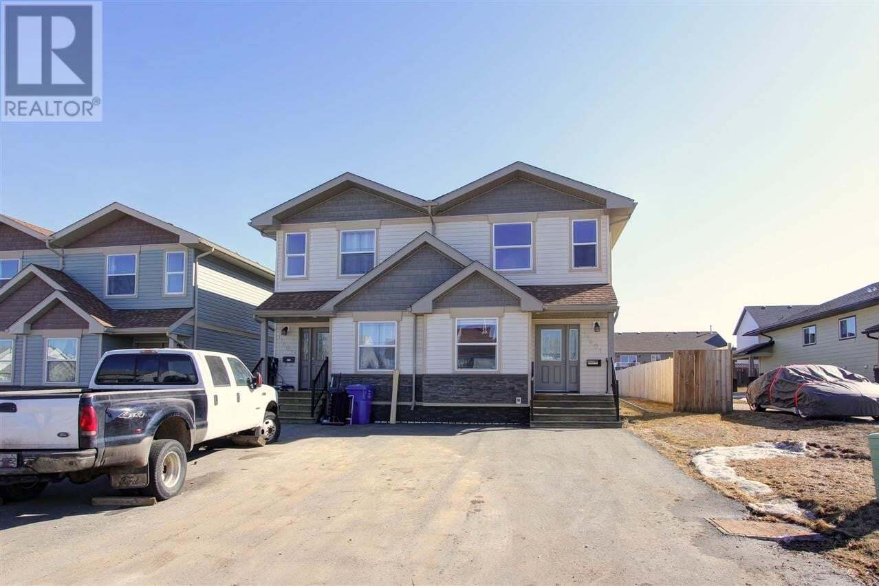 Townhouse for sale at 11401 89a St Fort St. John British Columbia - MLS: R2384337