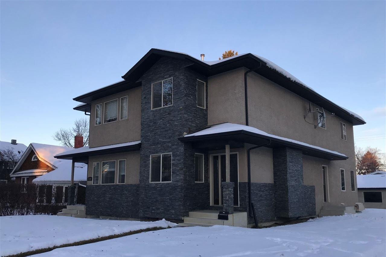 Townhouse for sale at 11403 123 St NW Edmonton Alberta - MLS: E4222091