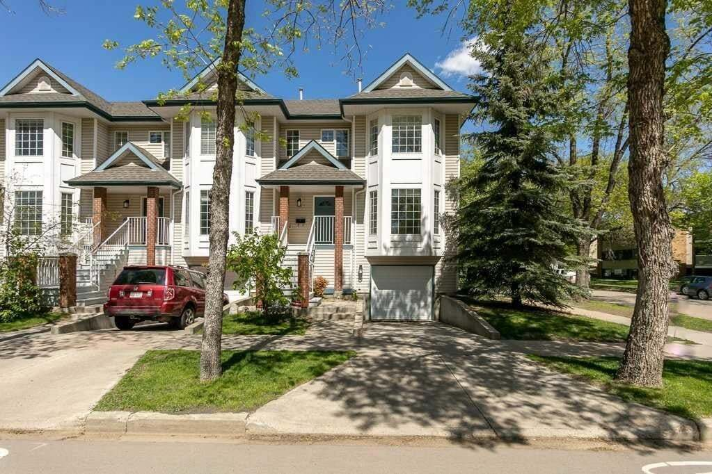 Townhouse for sale at 11404 102 Av NW Edmonton Alberta - MLS: E4199259