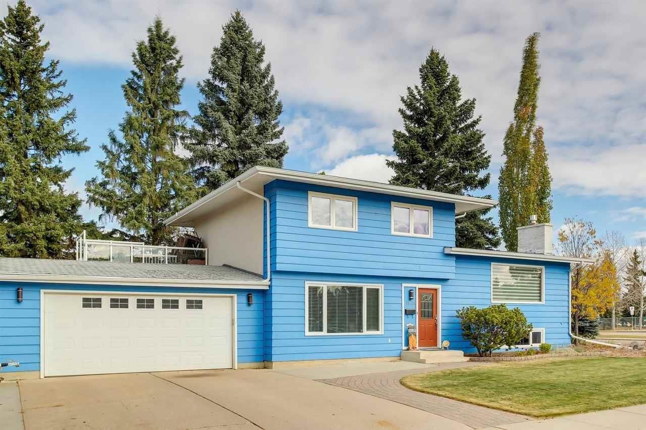House for sale at 11404 37b Av NW Edmonton Alberta - MLS: E4218648