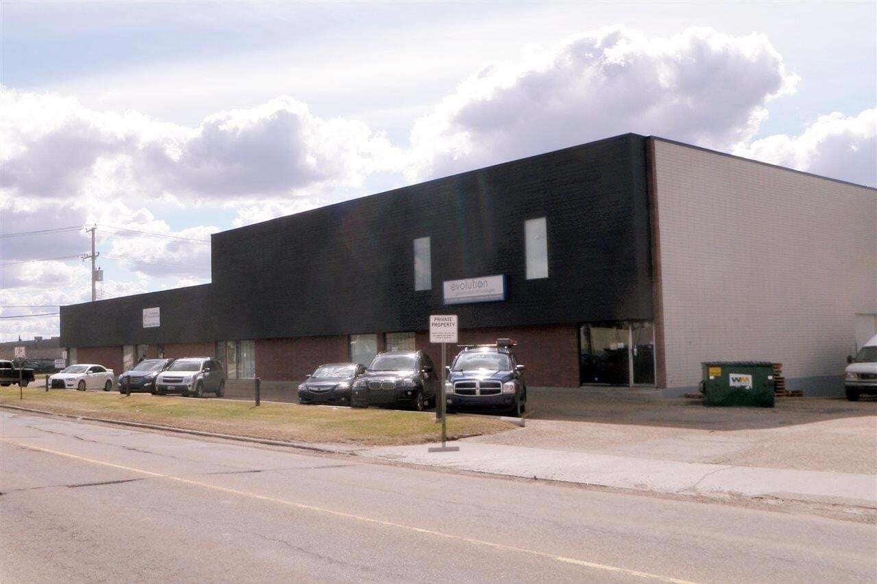 Commercial property for lease at 11406 119 St NW Edmonton Alberta - MLS: E4207358