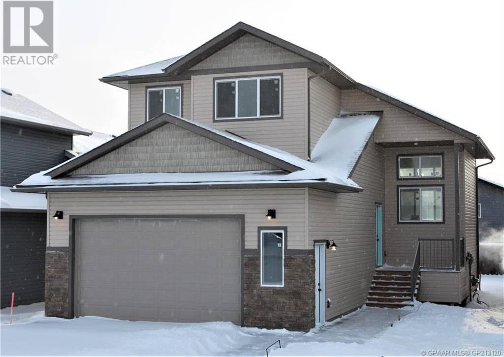 House for sale at 11407 107 Ave Grande Prairie Alberta - MLS: GP213120