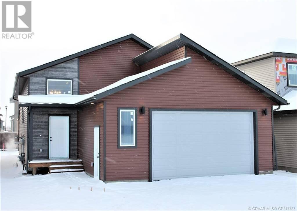House for sale at 11409 107 Ave Grande Prairie Alberta - MLS: GP213383