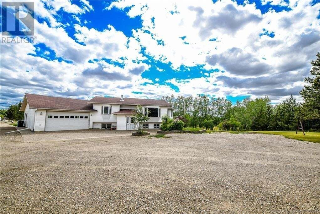 House for sale at 11409 120 Avenue Close  Fairview Alberta - MLS: GP206015