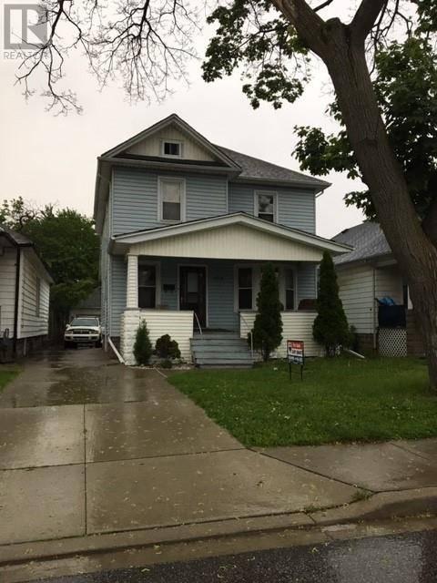 House for sale at 1141 Pelissier  Windsor Ontario - MLS: 19019222