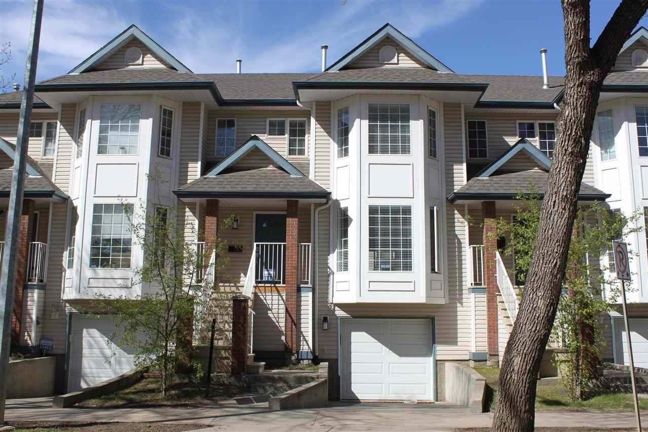 Townhouse for sale at 11410 102 Av NW Edmonton Alberta - MLS: E4193696