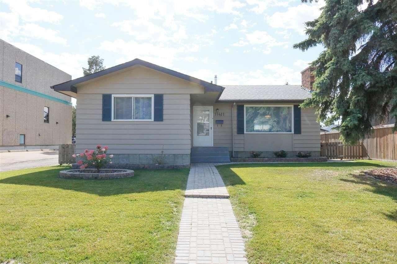 House for sale at 11411 37a Av NW Edmonton Alberta - MLS: E4214370
