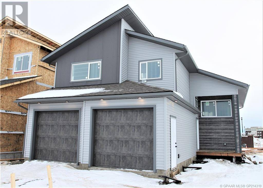 House for sale at 11415 107 Ave Grande Prairie Alberta - MLS: GP214319