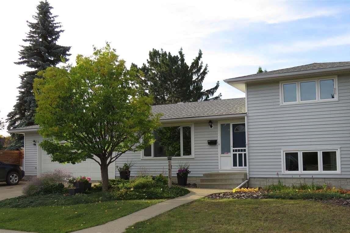 House for sale at 11415 37 Av NW Edmonton Alberta - MLS: E4215450