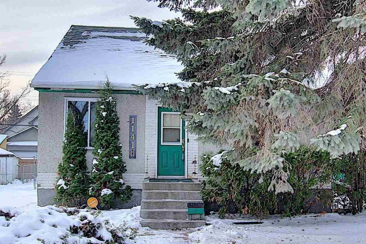 House for sale at 11416 62 St NW Edmonton Alberta - MLS: E4219563