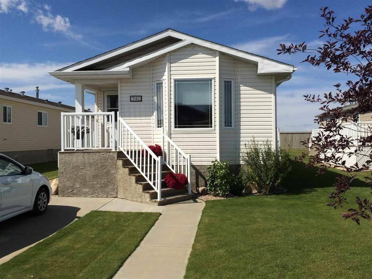Residential property for sale at 1142 Aspen Dr Leduc Alberta - MLS: E4179152