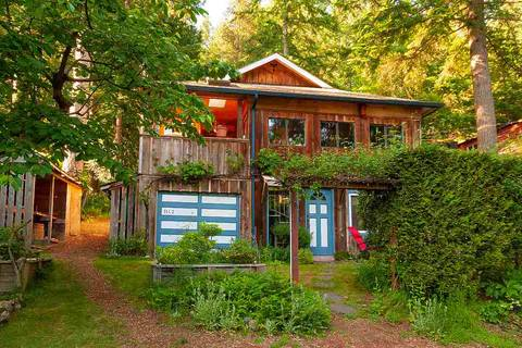 House for sale at 1142 Miller Rd Bowen Island British Columbia - MLS: R2438391