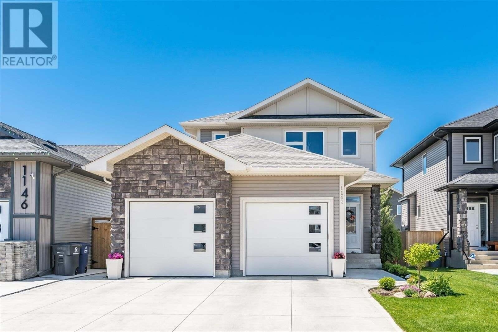 House for sale at 1142 Pringle Wy Saskatoon Saskatchewan - MLS: SK815109