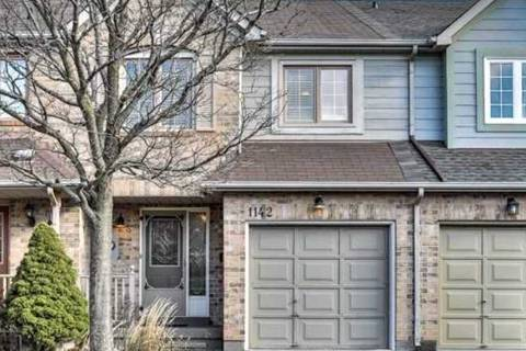 Townhouse for rent at 1142 Treetop Terr Oakville Ontario - MLS: W4422985